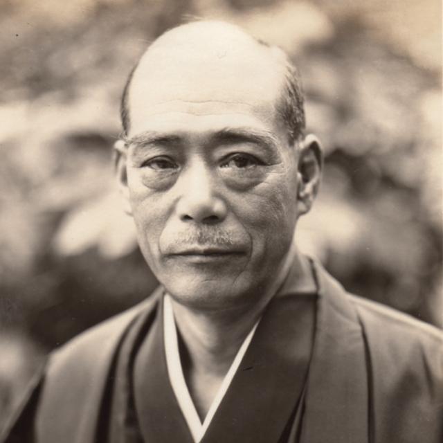創業者 横山 利蔵